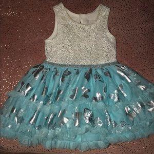 Girly 12-18m dress nwot